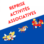 Reprise des activités associatives (mis à jour le 12 juin)