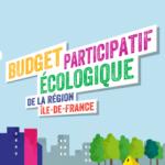 Budget participatif, écologique et solidaire, 3e session – Région Île-de-France