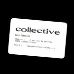 Vente à emporter – Café culturel Collective