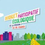 Budget participatif – Région Île-de-France