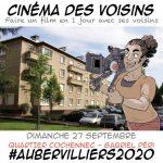Cinéma des Voisins – Atelier Kuzo