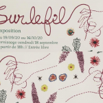 "Vernissage ""Sur le fil"""