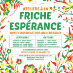 Ateliers Friche Espérance – Auberfabrik