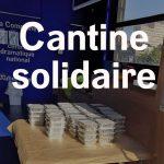 Cantine solidaire – Théâtre La Commune