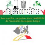 Ateliers Compostage – Association Bouzeguene Europe & Cie