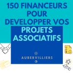 Revue d'appels à projets 150 financeurs édition 2021/2022 – Service Vie Associative Ville d'Aubervilliers