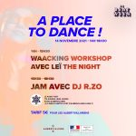 A Place to Dance IS back – In BeatWeen