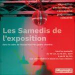 Les Samedis de l'exposition – Les Laboratoires d'Aubervilliers